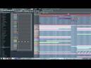 Aiera - North Coast (Max Braiman Remix) | Project View FL Studio