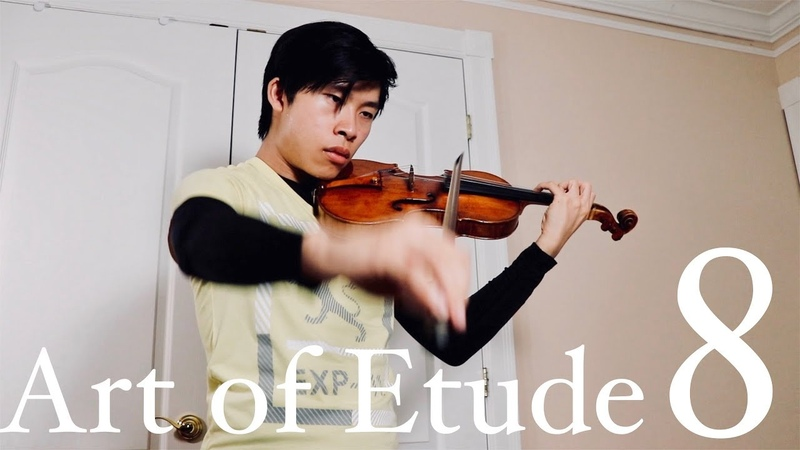 Rode Violin Caprice No. 2 | Max Energy with Min Effort | Kerson Leong