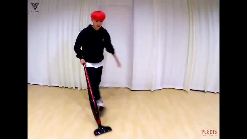Soonyoung cleaning up all timelines from toxicity