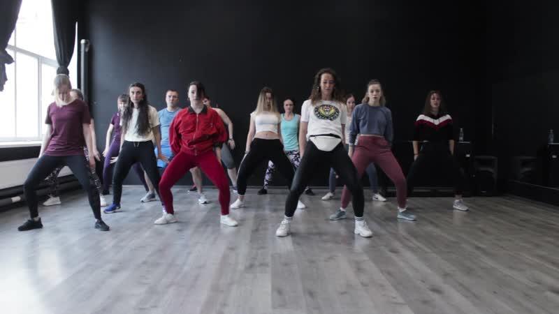 REGGAETON WEEKEND.SV Select 6 Choreo by Anna Bedenyuk || Deejay Telio Deedz B Esfrega Esfrega