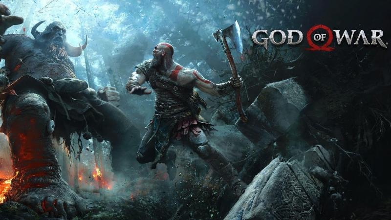 Стрим по God of War - ОТЕЦ ГОДА 4