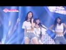 PRODUCE 48 | Ким Минджу - Little Mix - Touch (dance position) fancam