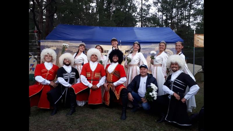 Ушаковское МО турслёт иркутского района 2018