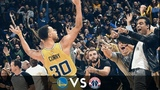 Washington Wizards vs GS Warriors - Full Game Highlights -October 24, 2018 -NBA