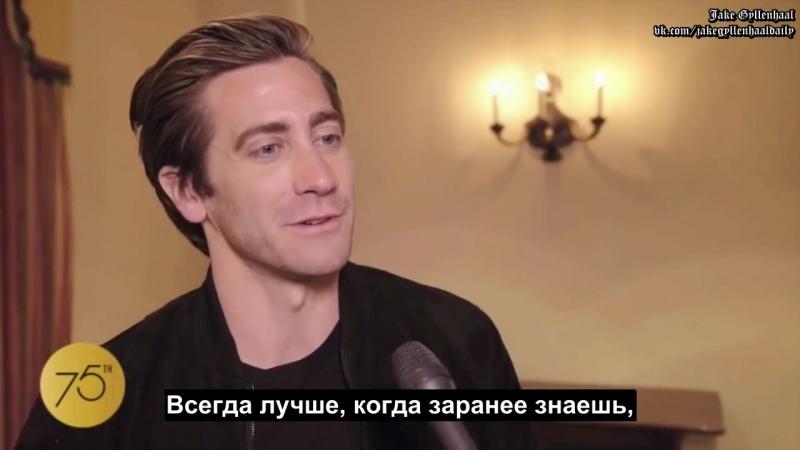 TIFF 2018: Джейк Джилленхол о фильме «Братья Систерс»