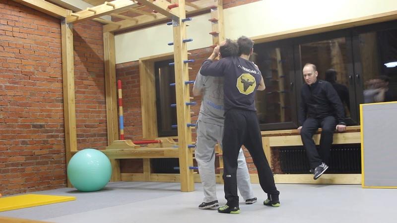 Открытая тренировка по Тескао с руководителем клуба Белый Волк Сергей Калинин