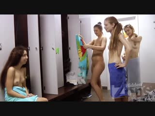 Women's locker room. 4