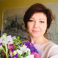 Рисунок профиля (Елена Андреева)