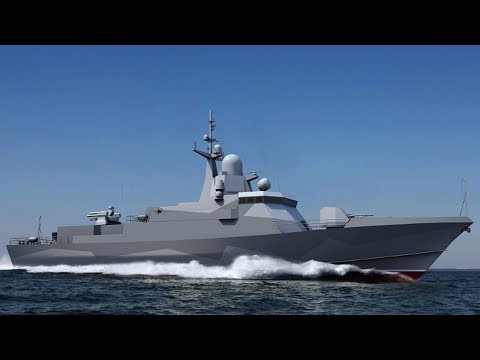 Russia may export Project 22800 corvettes to Vietnam, India, China