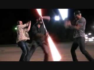 Ferocity - LCCXs Winning Lightsaber Duel