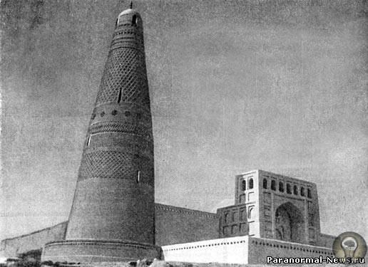 Загадочный город Хара-Хото в монгольских песках