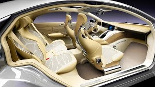 Mercedes-Benz F 800 Style 2010 - design and systems.