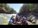 Рафтинг на реке Белой