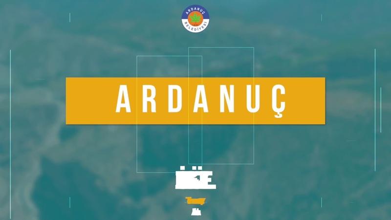 Artvin Ardanuç Havadan Çekim - Temmuz 2017