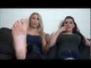 GoddessAlexis Vicky Narni flatmate foot worship freak