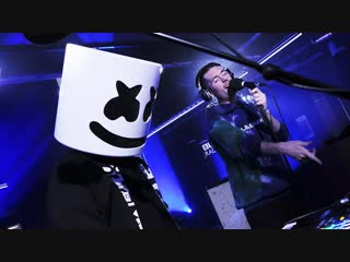 Live Lounge - Marshmello and Bastille