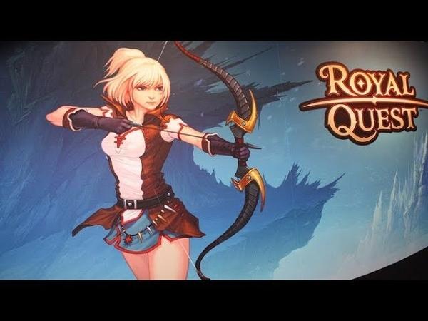Royal Quest ПОФАРМИМ Ворлакса 35 ур