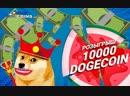 Розыгрыш 10000 DOGECOIN