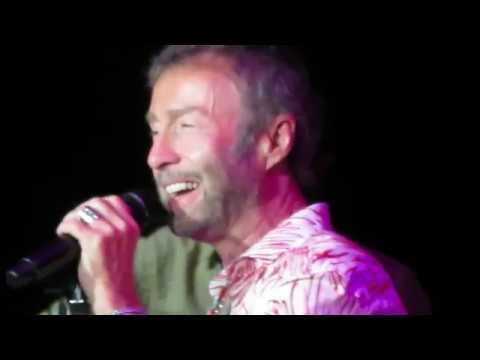 PAUL RODGERS - FREE SPIRIT TOUR - SAN DIEGO - MATTRESS FIRM AMPHITHEATER 7-22-2018