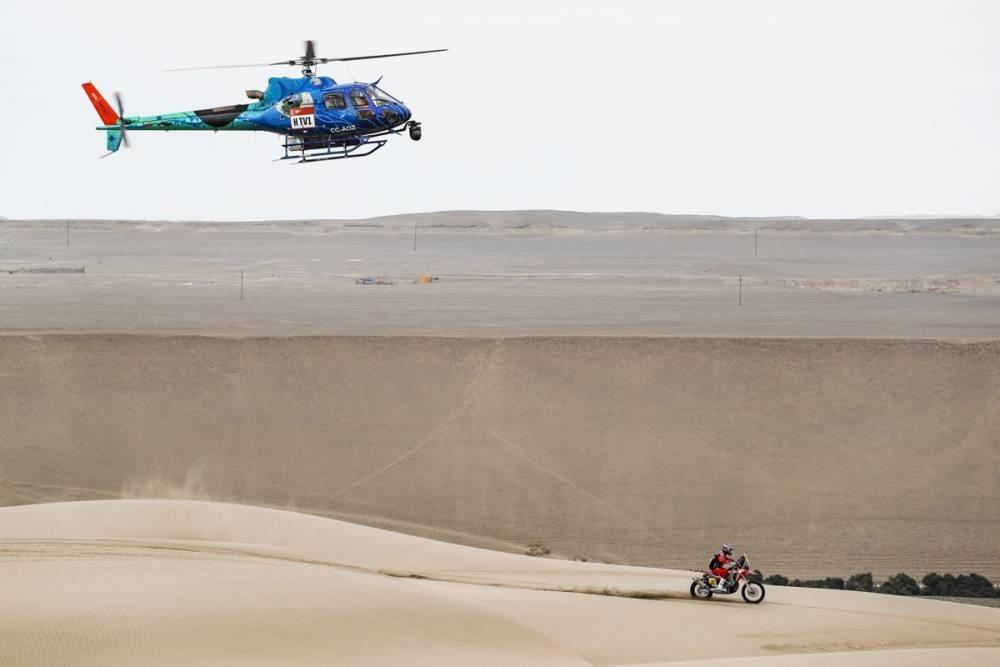 Ралли Дакар 2019, этап 6 (фото)