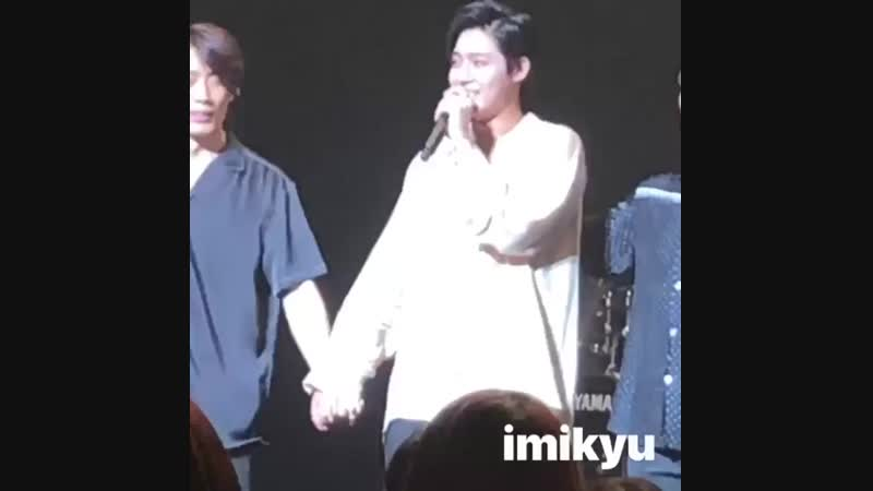 3- [2018.10.17] KIM HYUN JOONG JAPAN TOUR Together with Take My Hand Sendai