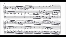 Bach Prelude and Fugue in A minor BWV 543 Organ with sheet music Helmut Walcha