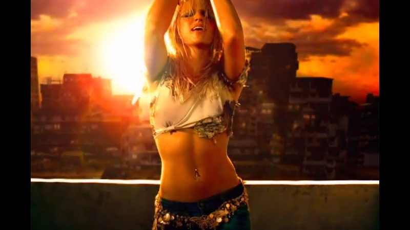 Britney Spears - Im A Slave 4 U UNCUT (extended dance routine) - HD