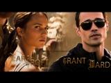 Lara Croft &amp Grant Ward