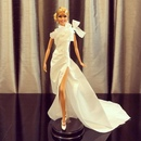 Цзянь Ян - мужчина родом из Сингапура создает небывалой красоты платья для кукол Барби из…