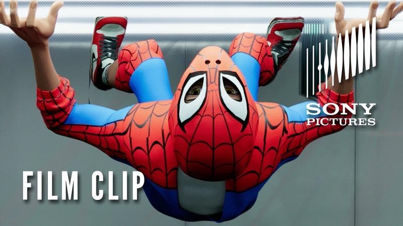 SPIDER-MAN: INTO THE SPIDER-VERSE Clip - Fight or Flight