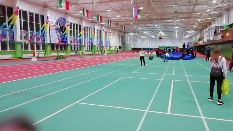 60м 2018г м Зеленова финал