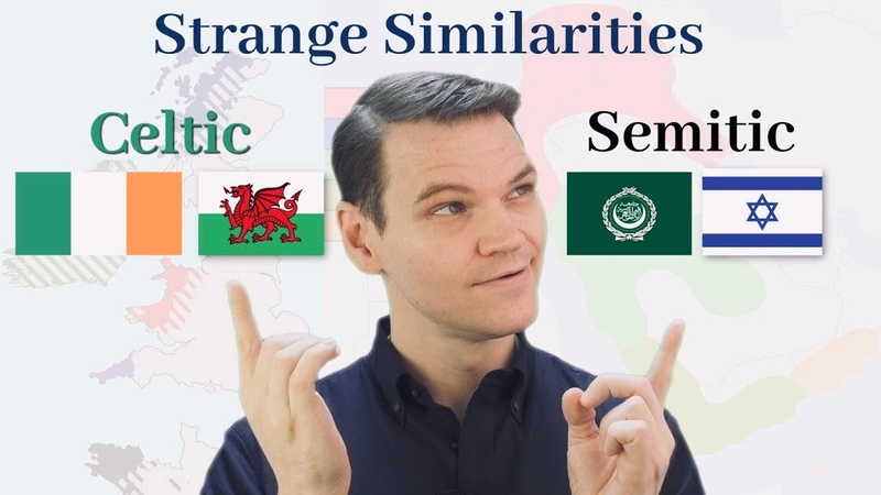 Strange Similarities Between Celtic Semitic Languages!