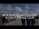 New European College - Allianz Arena FC Bayern
