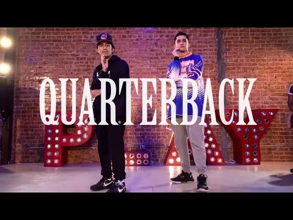 Quarterback Young Thug Choreography by Jason Rodelo X Julian De Guzman