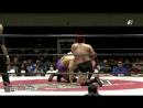 Hideki Suzuki (c) vs. Yoshihisa Uto (BJW - Osaka Surprise 38 ~ Strong World 2018)