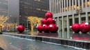 9 Манхеттэн. Дождливое утро на Times Square
