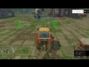 [Stepan Xolera] РКС 4 не подведет - ч16 Farming Simulator 2015