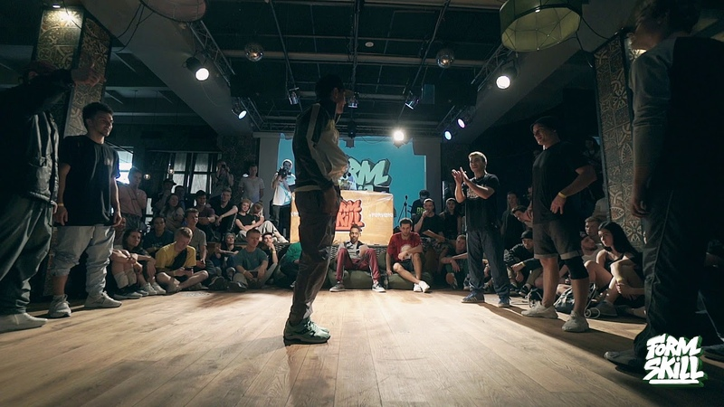 Funk Fanatix vs Master of Situation | Crew 3vs3 1/8 at FORMSKILL 2019