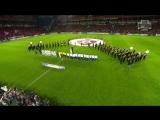 Гимн России в исполнении Анастасии Перхун