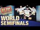 Sabotage - Russia (Adult Division) at HHI's 2018 World Semifinals