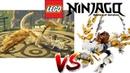 ALL LEGO Ninjago Dragon and Movie VS Ninjago Real Dragon Side by Side