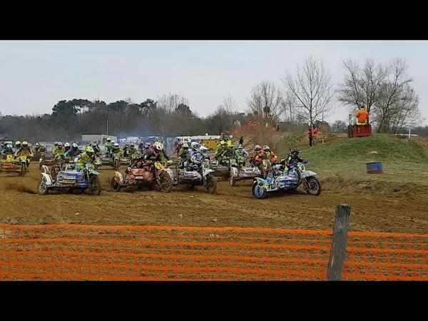 Championnat de France Side Car Cross Inter 2018