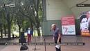 «Русская СтихиЯ»: В Риге прошла поэтическая акция в поддержку русского языка
