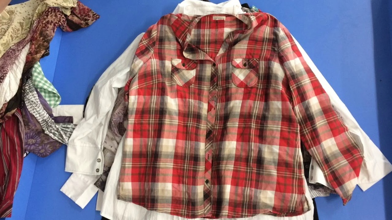 ж30. Блузки модные длинный рукав Extra Швейцария. Упаковка 14,1 кг. Цена 515 руб/кг. С/с 90 руб/шт. Количество 81 шт. Цена упаковки 7262 руб. Андрей 8-950-532-31-40