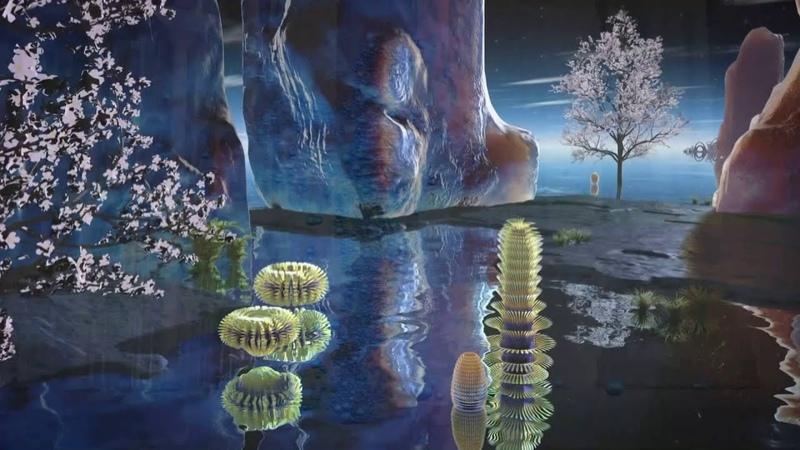 Stive Morgan Mystical Wood 169 (лунный свет)