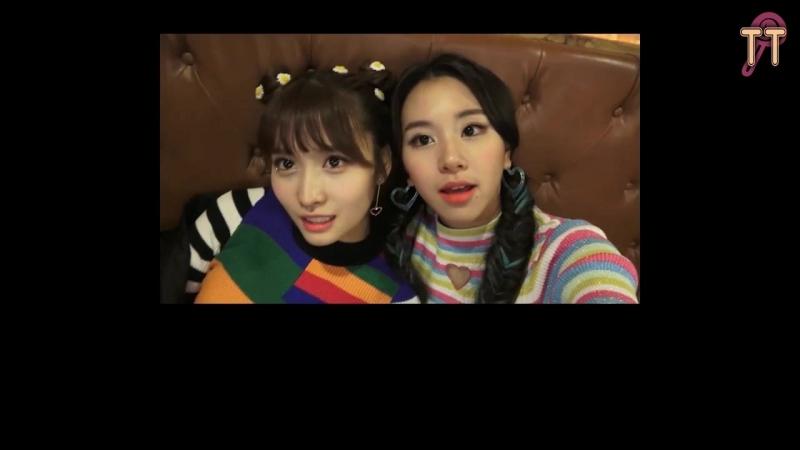 180122 MoChaeng TV EP.08 [русс.саб]