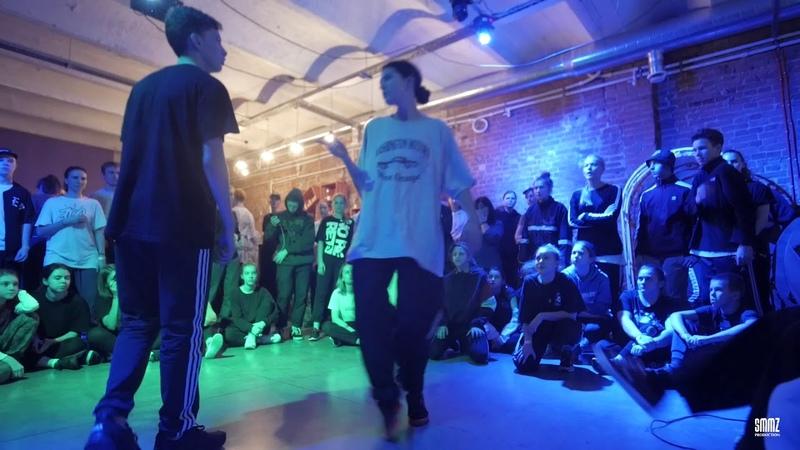 Рыбак vs Ju (14 FINAL) || Hip-Hop BEG. || PARTIYA BATTLE