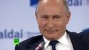 «Съели»: Путин рассказал российскому сыровару о судьбе его подарка
