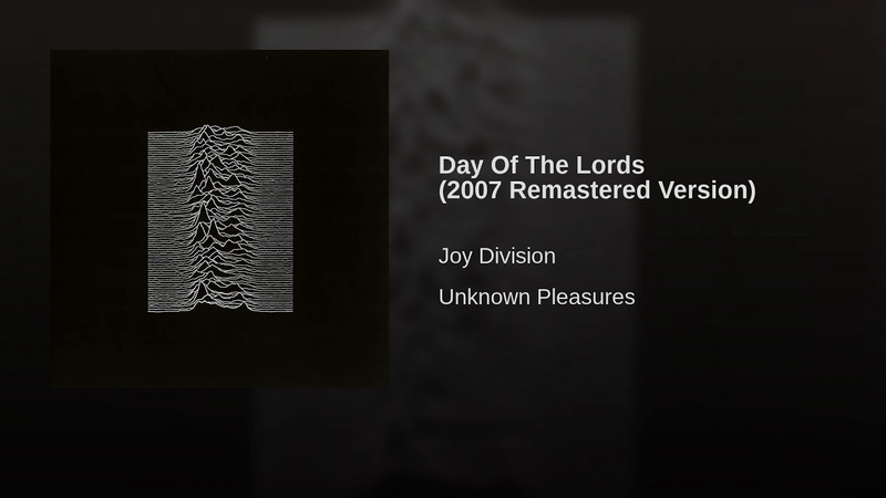 Day Of The Lords (2007 Remastered Version)
