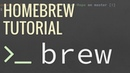 Homebrew Tutorial: Simplify Software Installation on Mac Using This Package Manager